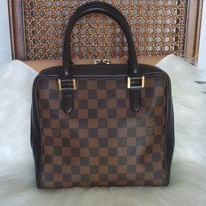 Louis Vuitton Damier Ebene Brera Bag